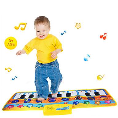preiswerte Spielzeuginstrumente-Musikmatte Multi-Funktions- Material Polycarbonat Unisex Jungen Mädchen Spielzeuge Geschenk