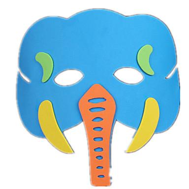 levne Masky-Halloweenské masky Masky zvířat Maska animovaná Animák Jídlo a nápoje Unisex