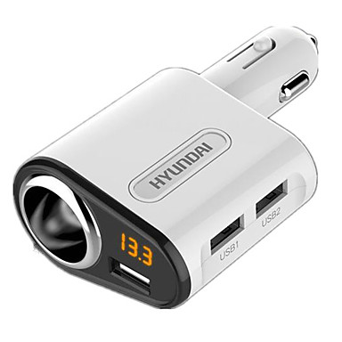 voordelige Automatisch Electronica-Snellader Anderen 3 USB-poorten Alleen oplader DC 5V/3.1A