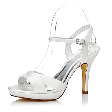 Women S Dyeable Wedding Shoes Silk Spring Summer Comfort Club