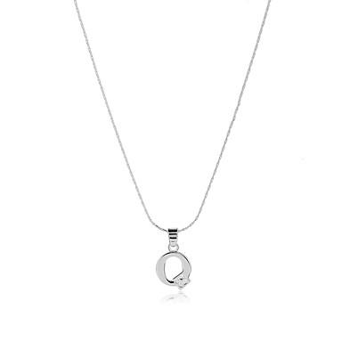 26b2afa314a696 Homme Femme Forme de Lettres Logo Bohème USA Bijoux Fantaisie Fait à la  Main Équilibre des pouvoirs Pendentif de collier Zircon cubique de 5894474  2019 à ...