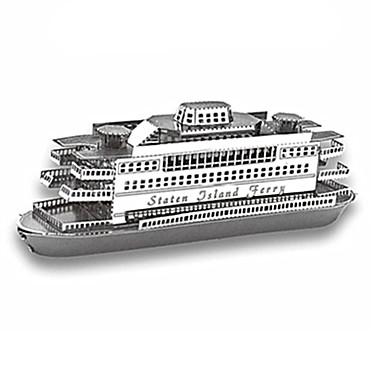 voordelige 3D-puzzels-3D-puzzels Schip Roestvast staal Unisex Speeltjes Geschenk
