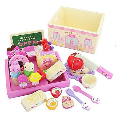 Conjuntos de juguetes de cocina Comida de juguete Juegos de Rol ...