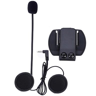 billige Hodetelefoner til hjelm-VNETPHONE Hjelm Headset Øre hengende stil Til Utendørs Sport Motorsykkel