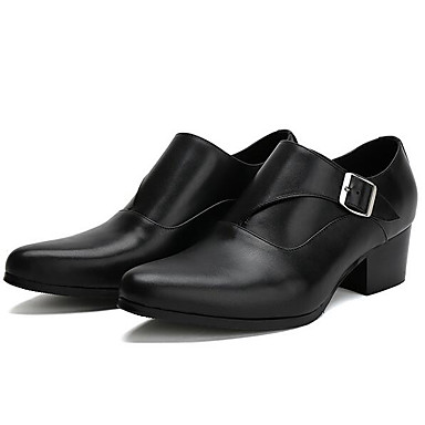 0cfc892ca4a Pánské Svatební obuv Pohodlné Nappa Leather Kůže Jaro Svatební Bílá Černá  Plochý 5960525 2019 –  69.99