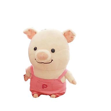 voordelige Knuffels & Pluche dieren-Varken Knuffels & Pluche dieren Schattig Jongens Meisjes Speeltjes Geschenk