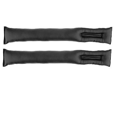 levne Doplňky do interiéru-Spona bezpečnostního pásu bezpečnostní pás Černá Umělá kůže Funkční