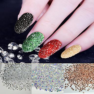levne Nové přílety pro nehty-Nehtové šperky Design nehtů Módní Denní