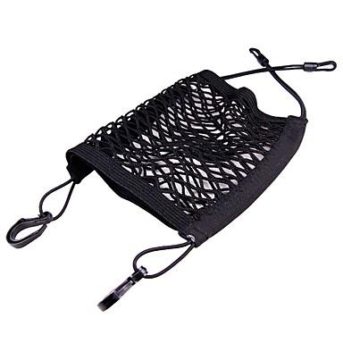 levne Organizéry do auta-univerzální elastická síťovaná zavazadlová síťová brašna / mezi organizérem autosedačky úložná síťová síťová síťová taška na zavazadla