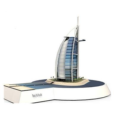 levne 3D puzzle-3D puzzle / Papírové modely / Modele Slavné stavby / Loď / Burj Al Arab Udělej si sám Klasické Unisex Dárek