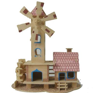 levne 3D puzzle-3D puzzle Puzzle Modele kupole Dřevěný Unisex Dívčí Hračky Dárek