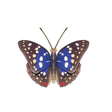 voordelige 3D-puzzels-3D-puzzels Bouwplaat Modelbouwsets Vlinder Insect DHZ Klassiek Unisex Speeltjes Geschenk