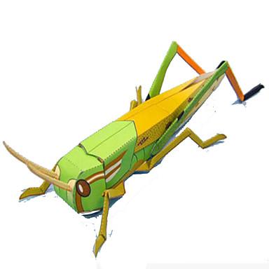 levne 3D puzzle-3D puzzle Papírové modely Modele Hmyz Udělej si sám Simulace Klasické Unisex Hračky Dárek