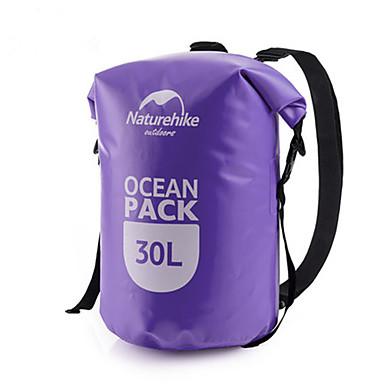 [$80.33] 30 L Sac Etanche Sac de téléphone portable Etanche Portable Séchage rapide pour Natation Plage Sports Nautiques Plongée Surf Extérieur