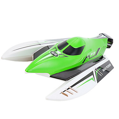 cheap RC Boats-RC Boat WLtoys WL915 Speedboat / Remote Control Boat / Ship Model ABS Channels 45 km/h KM/H with Water Cooling Systerm