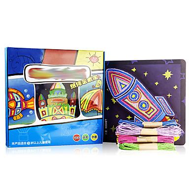 voordelige tekening Speeltjes-Vierkant DHZ Klassiek Kinderen