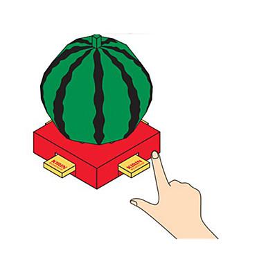 levne 3D puzzle-3D puzzle Papírové modely Modele Ovoce Fuchsiová Udělej si sám Klasické Dětské Unisex Hračky Dárek