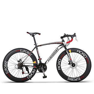 voordelige Fietsen-Comfort Bikes Wielrennen 21 Speed / 27 Speed 66.0 cm / 700CC Shimano Dubbele schijfrem Normale Zonder demping Normale Aluminum Alloy / Koolstofstaal