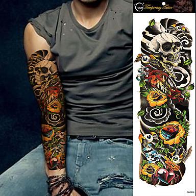 velká kočička tetování