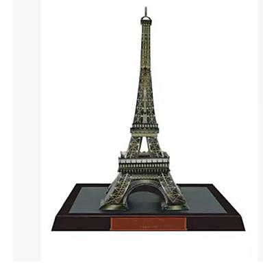 voordelige 3D-puzzels-3D-puzzels Bouwplaat Modelbouwsets Beroemd gebouw DHZ Hard Kaart Paper Klassiek Kinderen Unisex Jongens Speeltjes Geschenk