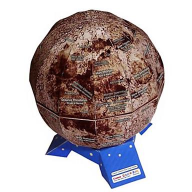 voordelige 3D-puzzels-3D-puzzels Ballen Bouwplaat Globe MOON DHZ Inrichting artikelen Simulatie Klassiek Unisex Speeltjes Geschenk