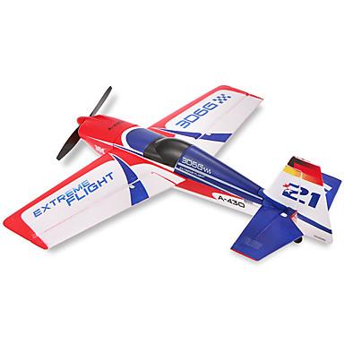 preiswerte RC Airplanes-RC Flugzeug XK A430 3D6G 5 Kanäle 2.4G KM / H Fertig zum Mitnehmen Bürstenloser Elektromotor Fernbedienungskontrolle