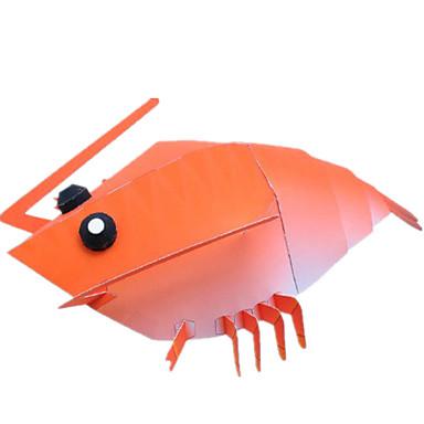 levne 3D puzzle-Halloweenské masky Papírové modely Modele Výroba z papíru Klasické Udělej si sám Krab Jídlo a nápoje Dětské Unisex