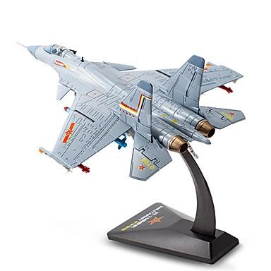 levne 3D puzzle-KDW Autíčka Model auta Letadlo Shark Simulace Kov Alloy Metal Dětské Chlapecké Hračky Dárek
