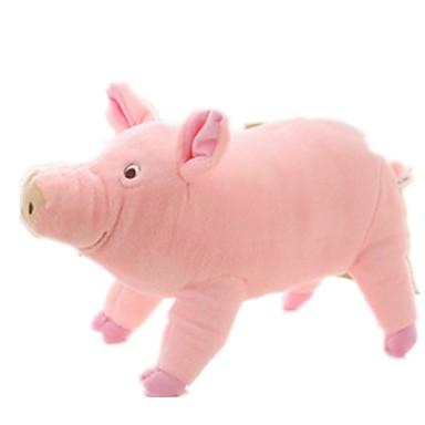 voordelige Knuffels & Pluche dieren-Kussens Knuffels & Pluche dieren Varken Schattig Plezier voor kinderen Unisex Speeltjes Geschenk