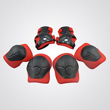 6175893a Barn Beskyttende Redskaper Knebeskyttere, albuebeskyttere og  håndleddsbeskyttere til Sykling Skøyting Skateboarding Rulleskøyter 6040926  2019 – $14.99