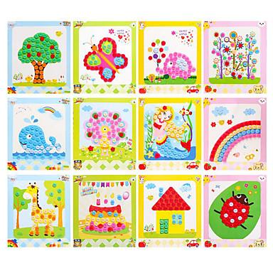 voordelige tekening Speeltjes-Stickers Handgemaakt DHZ Klassiek Kinderen Speeltjes Geschenk