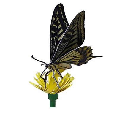 voordelige 3D-puzzels-3D-puzzels Bouwplaat Modelbouwsets Vlinder Insect DHZ Simulatie Hard Kaart Paper Klassiek Kinderen Unisex Speeltjes Geschenk