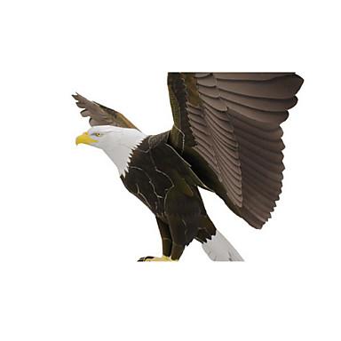 voordelige 3D-puzzels-3D-puzzels Modelbouwsets Papierkunst Vogel Eagle DHZ Klassiek Kinderen Unisex Speeltjes Geschenk