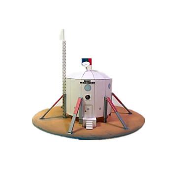 levne 3D puzzle-3D puzzle Puzzle Modele Vesmírná loď Mars Rover Udělej si sám Nábytek Simulace Klasické Unisex Hračky Dárek