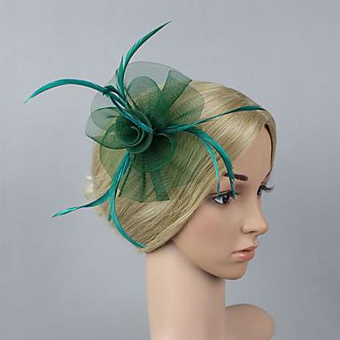 povoljno Party pokrivala za glavu-plastika Fascinators / Cvijeće s 1 Vjenčanje / Special Occasion / Zabava / večer Glava