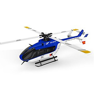 cheap RC Helicopters-RC Helicopter WLtoys 6ch 6 Axis 2.4G Brushless Electric Remote Control / RC / Flybarless