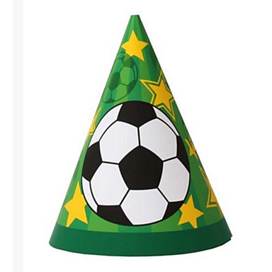 levne 3D puzzle-3D puzzle Míčky Pohyblivá koule Fotbal Udělej si sám lepenkový papír Klasické Dětské Unisex Hračky Dárek