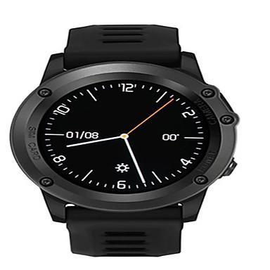 levne Pánské-Pánské Inteligentní hodinky Digitální Silikon Černá Analog - Digitál Zlatá Černá Stříbrná