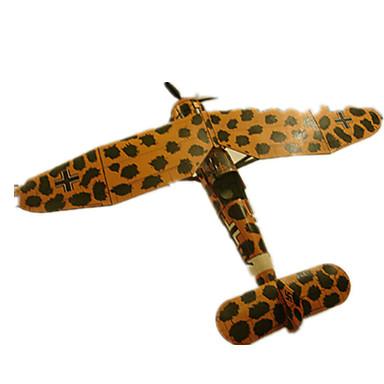 levne 3D puzzle-3D puzzle Papírové modely Letadlo Průzkumné letadlo Udělej si sám lepenkový papír Dětské Unisex Hračky Dárek