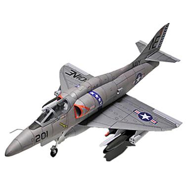 levne 3D puzzle-3D puzzle Papírové modely Modele Letadlo Eagle lepenkový papír Dětské Unisex Chlapecké Hračky Dárek