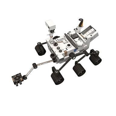 levne 3D puzzle-3D puzzle Puzzle Výroba z papíru Vesmírná loď Udělej si sám Simulace Dětské Unisex Chlapecké Hračky Dárek