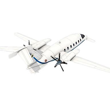 levne 3D puzzle-3D puzzle Puzzle Modele Letadlo Průzkumné letadlo Udělej si sám Simulace Klasické Unisex Hračky Dárek