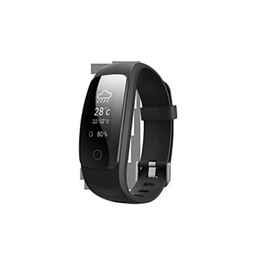 levne Pánské-Pánské Inteligentní hodinky Digitální Silikon Černá / Modrá / Červená Digitální Červená Zelená Modrá