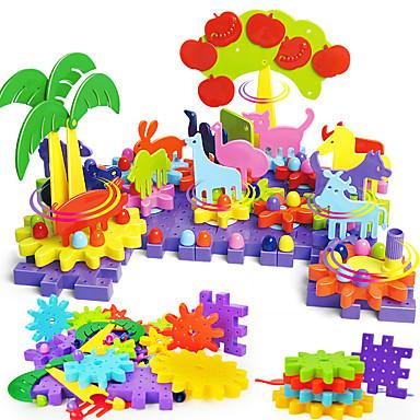 levne Kreslení hračky-Stavební bloky Mozaikové sady Obdélníkový Cool Dětské Hračky Dárek
