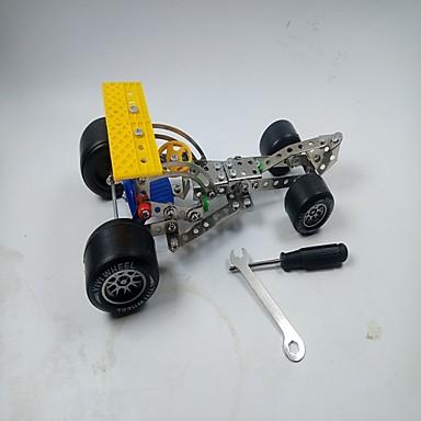 levne 3D puzzle-Vzdělávací hračka Auto kompatibilní Legoing Závodní auto Unisex Chlapecké Hračky Dárek