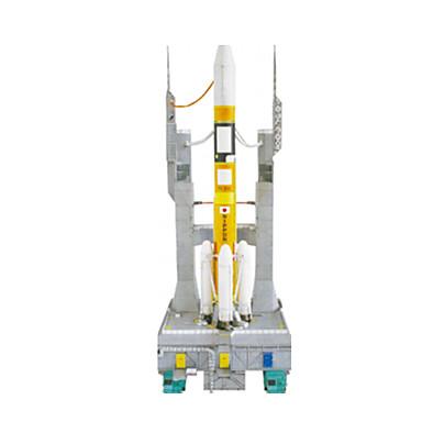 levne 3D puzzle-3D puzzle Puzzle Modele Letadlo Vesmírná loď Udělej si sám Nábytek Simulace Klasické Unisex Hračky Dárek