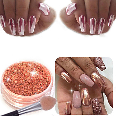 levne Nové přílety pro nehty-1 / box Akrylový pudr Pro nail art manikúra pedikúra Klasické Denní