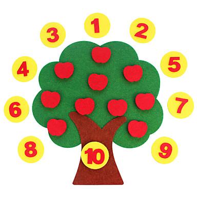voordelige Rekenspeelgoed-Stickers Rekenspeelgoed Educatief speelgoed Milieuvriendelijk Klassiek Kinderen Speeltjes Geschenk