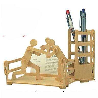 levne 3D puzzle-3D puzzle Puzzle Modele Nábytek Box Udělej si sám Dřevěný Klasické Dětské Unisex Hračky Dárek