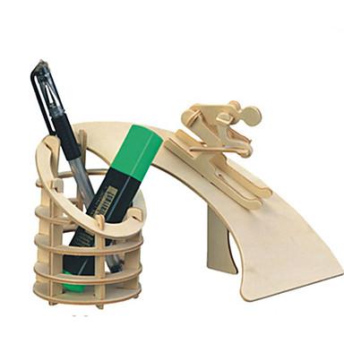 levne 3D puzzle-3D puzzle Puzzle Modele Nábytek Udělej si sám Dřevěný Klasické Dětské Unisex Hračky Dárek